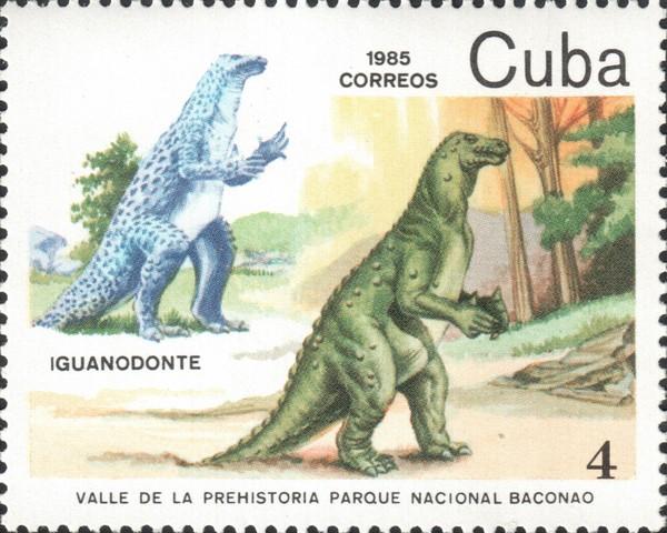 Игуанодонт (Iguanodonte)