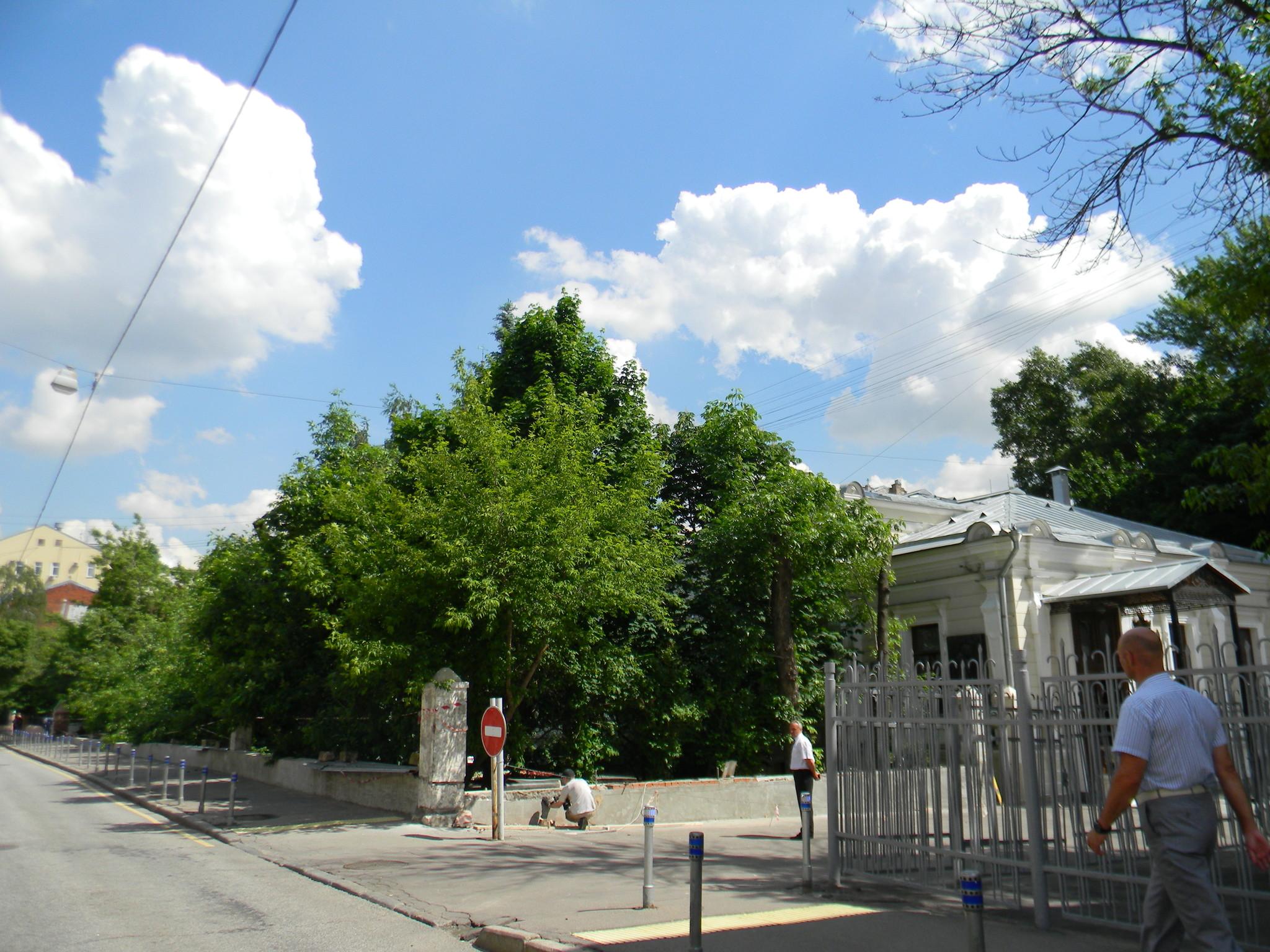 Вознесенский переулок