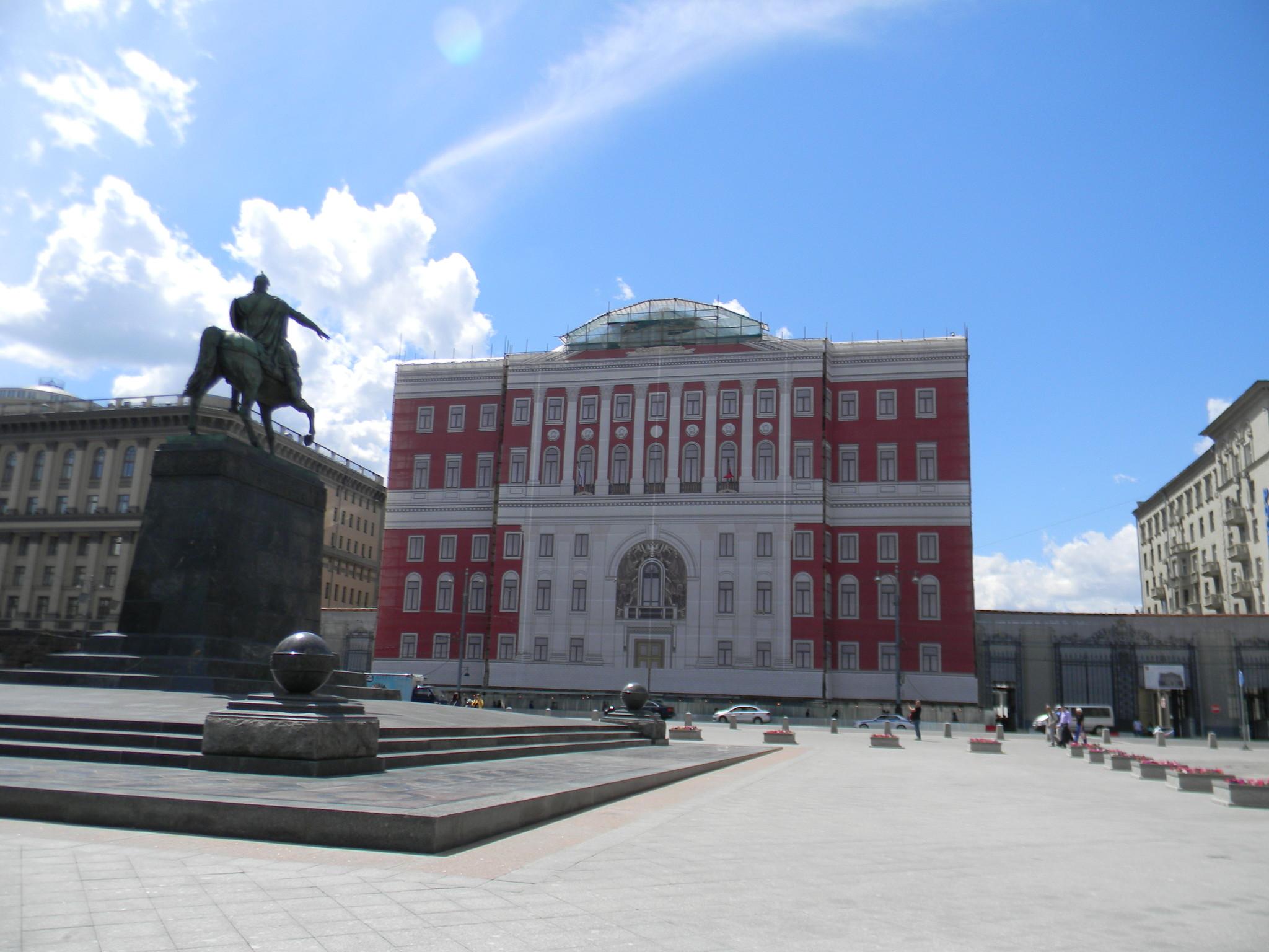 Тверская площадь