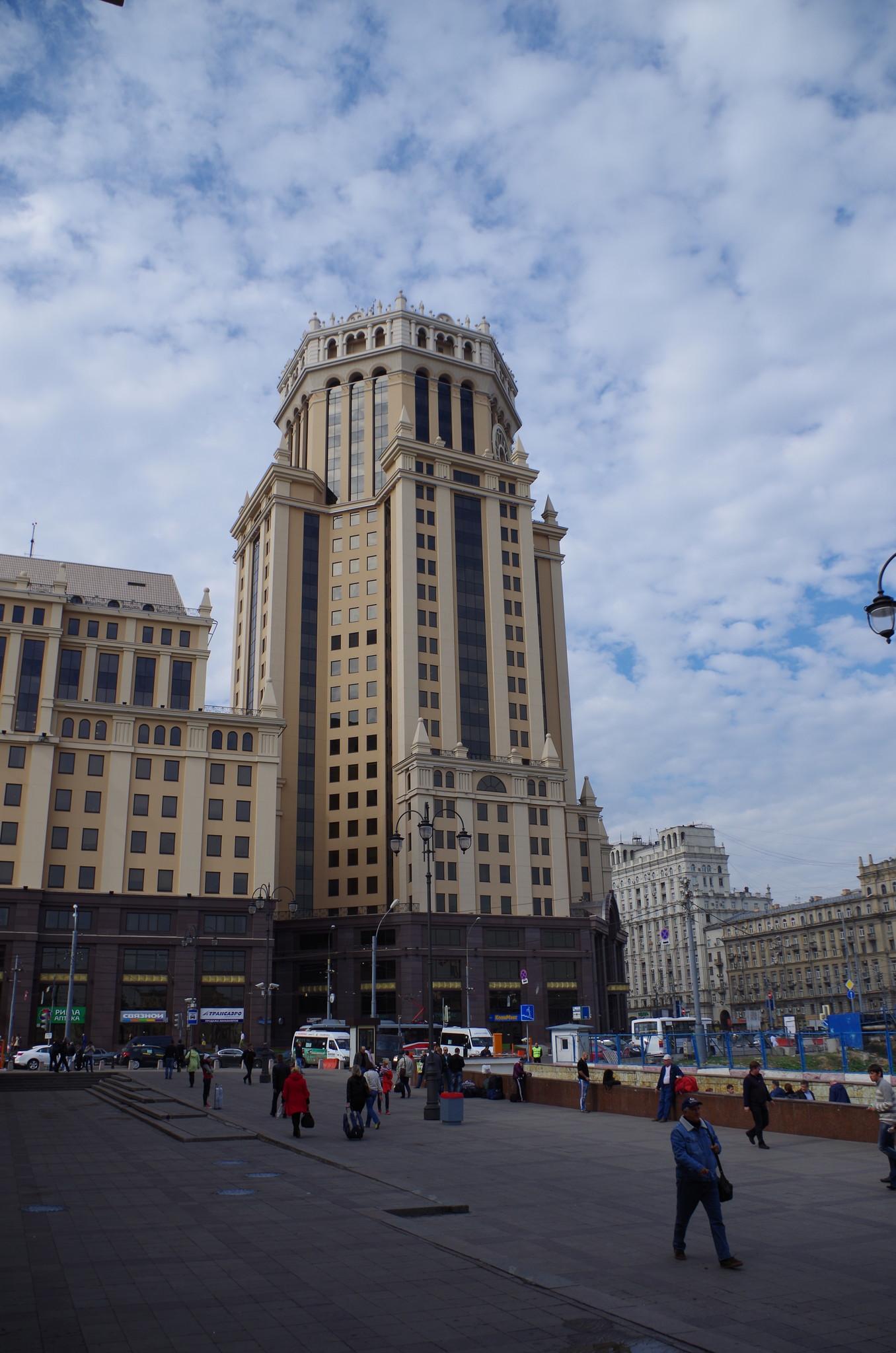 Павелецкая площадь, дом 2, строение 2