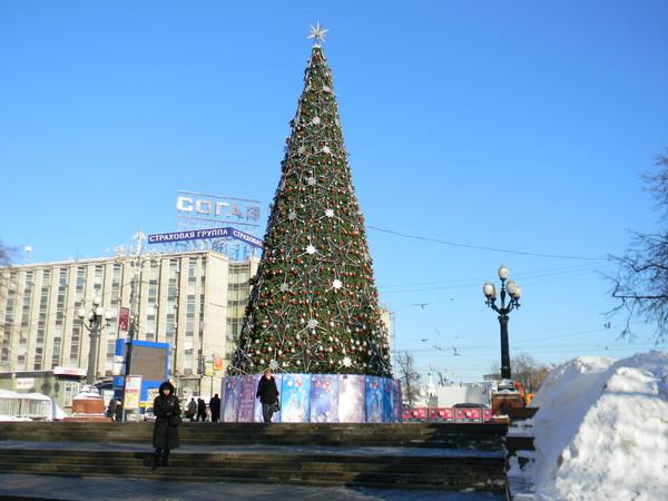 На Тверской улице