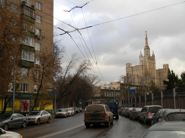 Улица Большая Грузинская