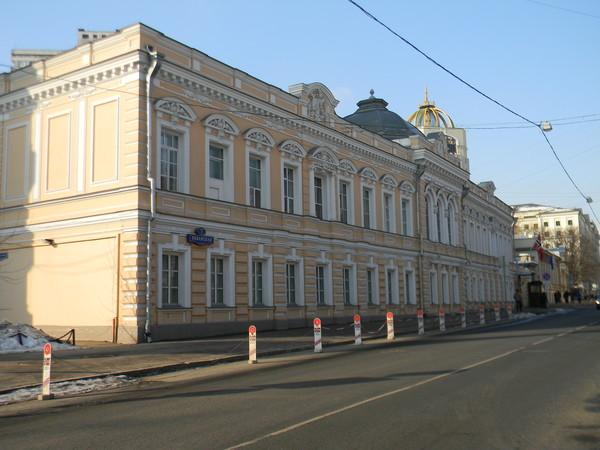 Поварская улица, дом 7