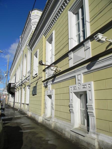 Гоголевский бульвар, дом 14
