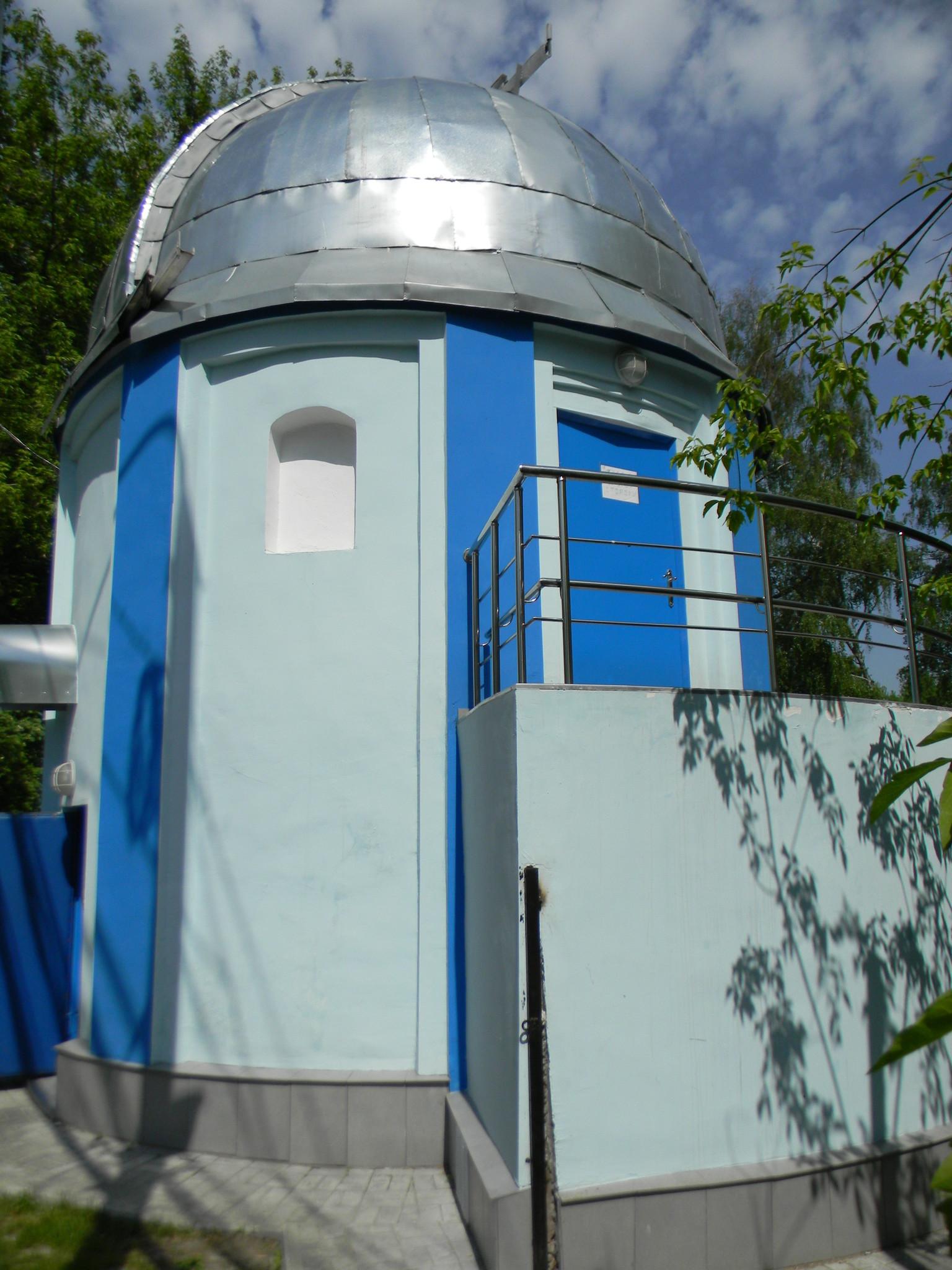 Народная обсерватория «Звёздное небо» в парке «Сокольники»