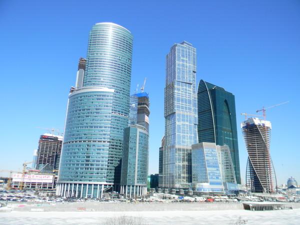 Московский международный деловой центр «Москва-Сити»