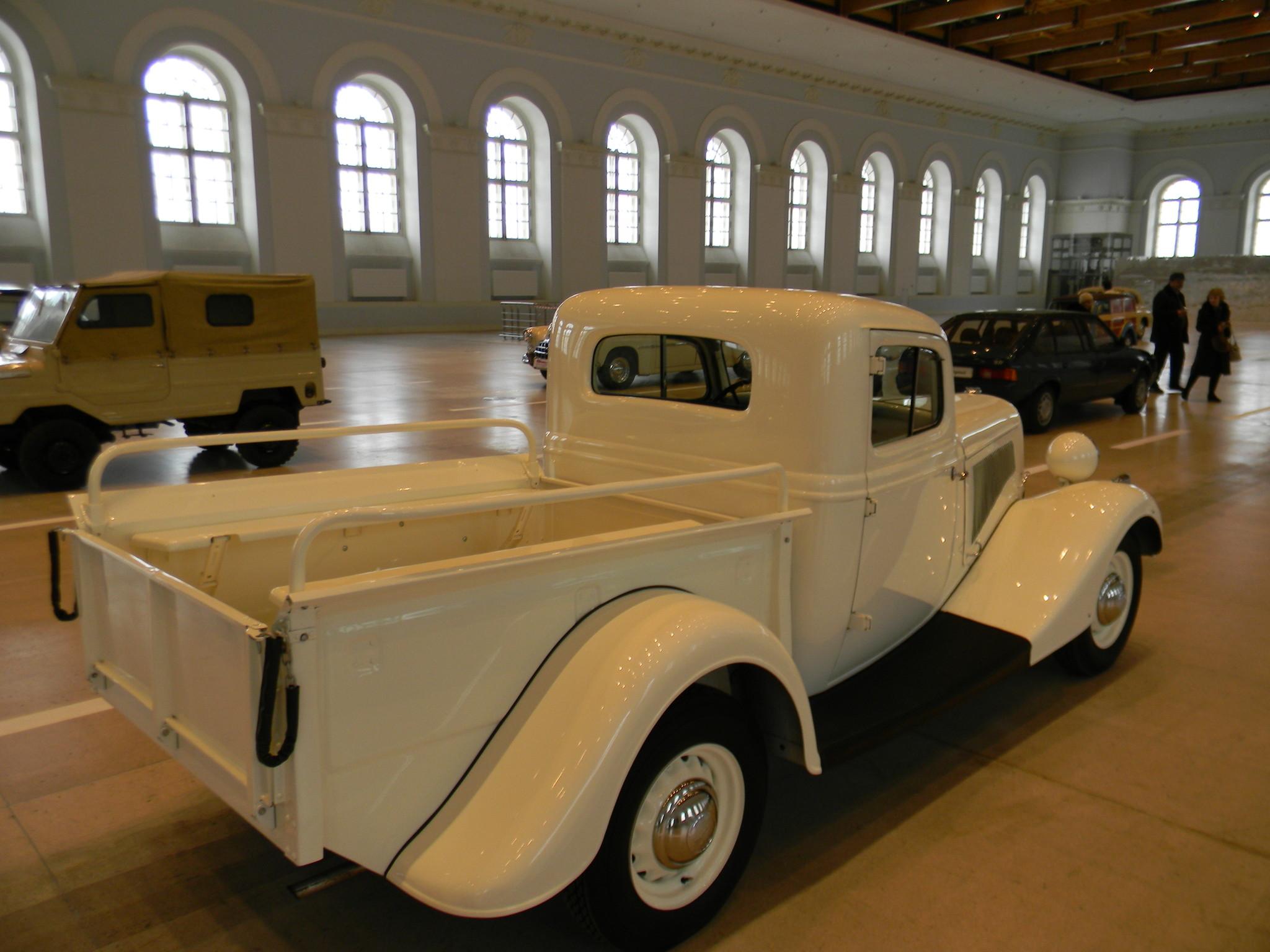 ГАЗ-М-415 — пикап, грузовой вариант ГАЗ-М-1