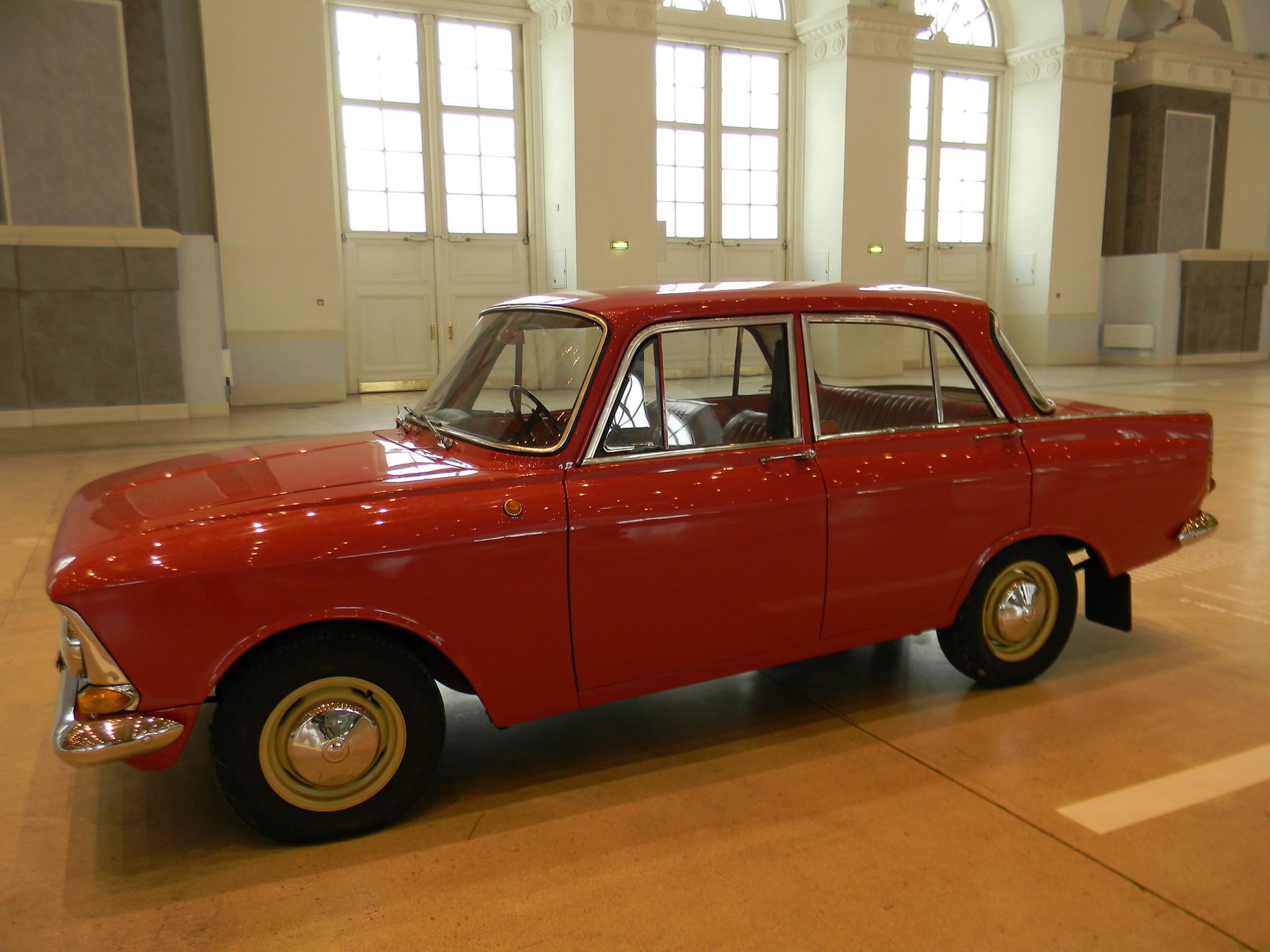 «Москвич-408П»