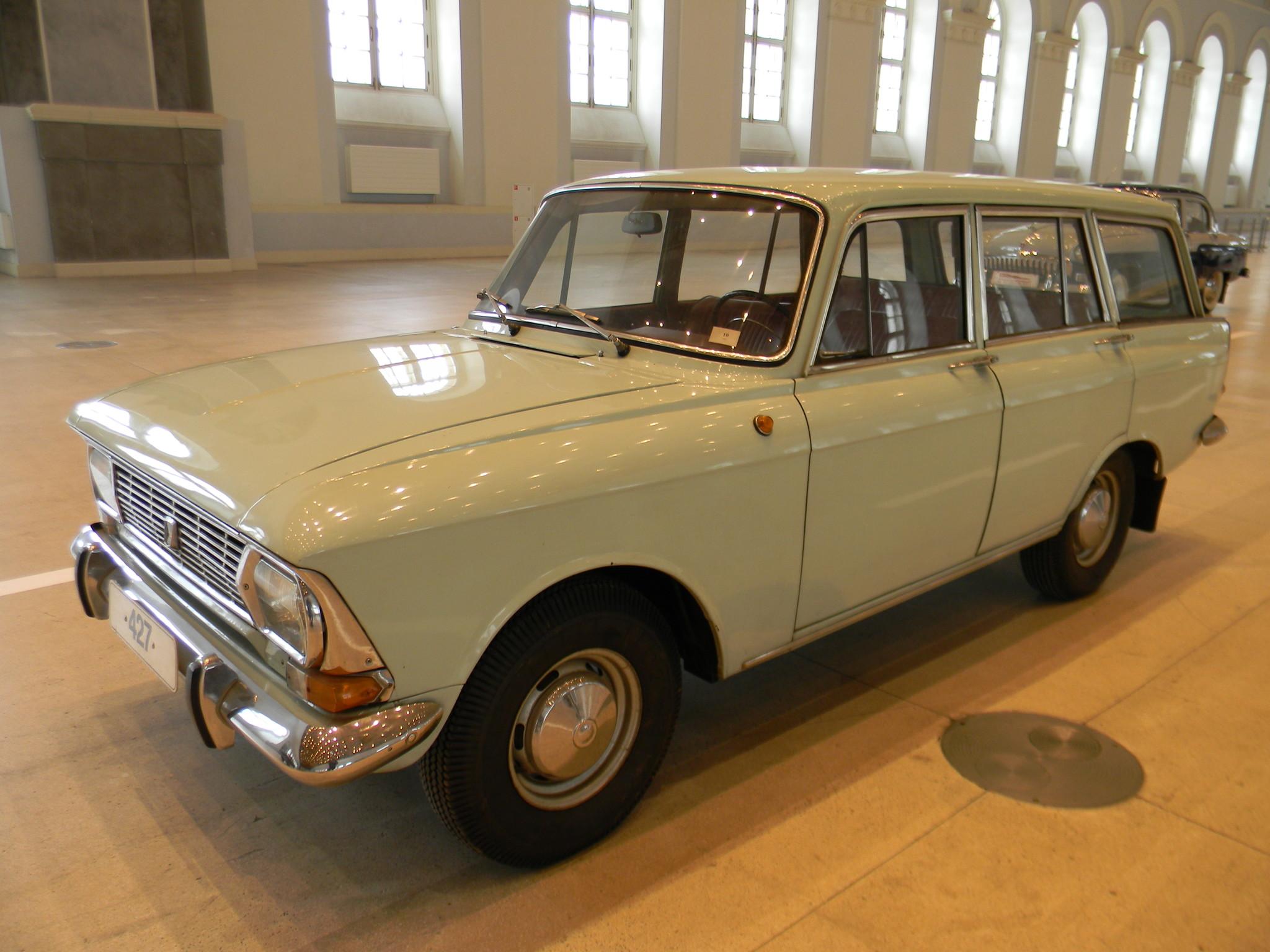 Автомобиль «Москвич-427»