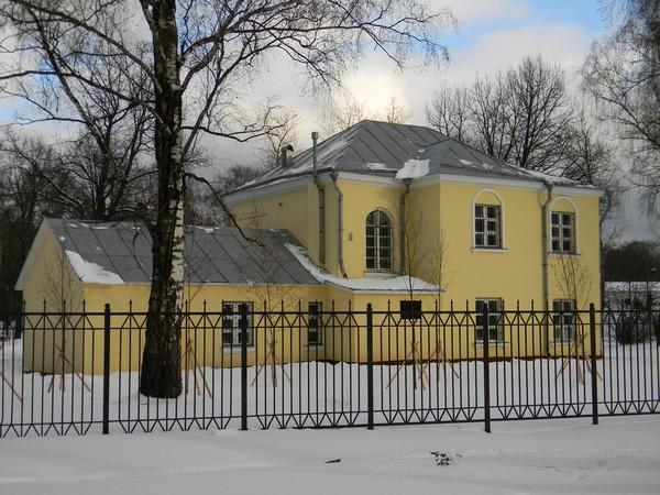 Детская библиотека № 107