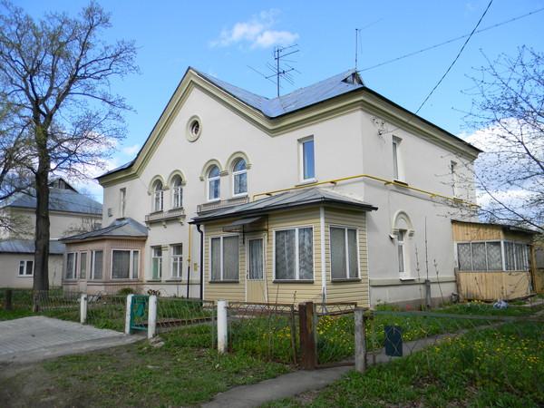 1-я Северная линия, дом 13