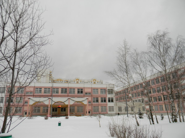 Школа № 709 - 9-я Северная линия, дом 1, корпус 2