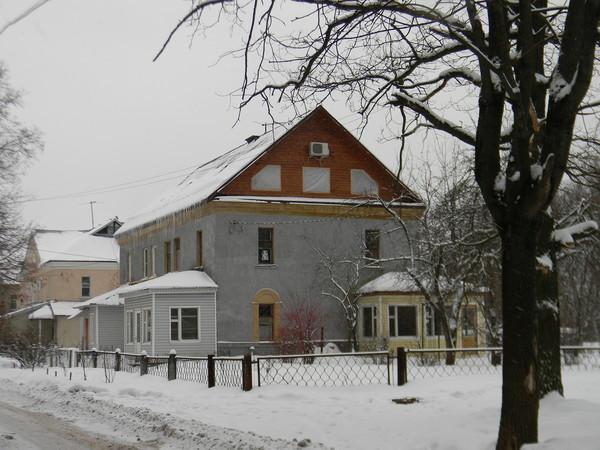 1-я Северная линия, дом 25