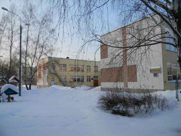 Детский сад комбинированного вида № 1188