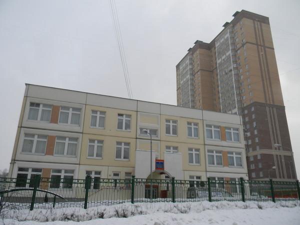 Детский сад комбинированного вида № 2658