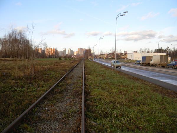 1-й микрорайон Северного: Челобитьевское шоссе