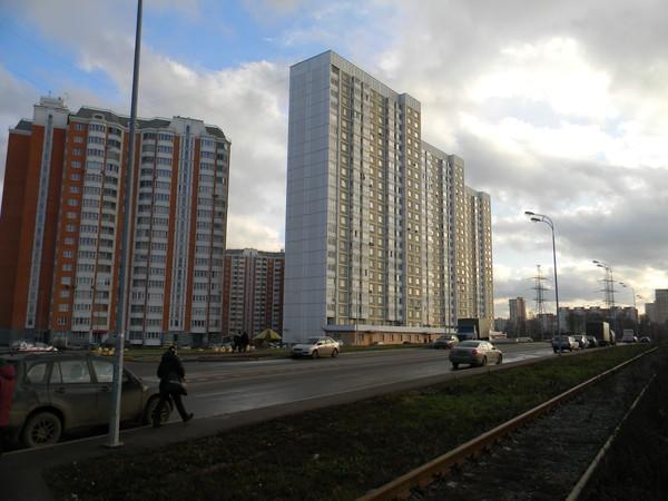 Скоростной трамвай будет проходить по Череповецкой улице