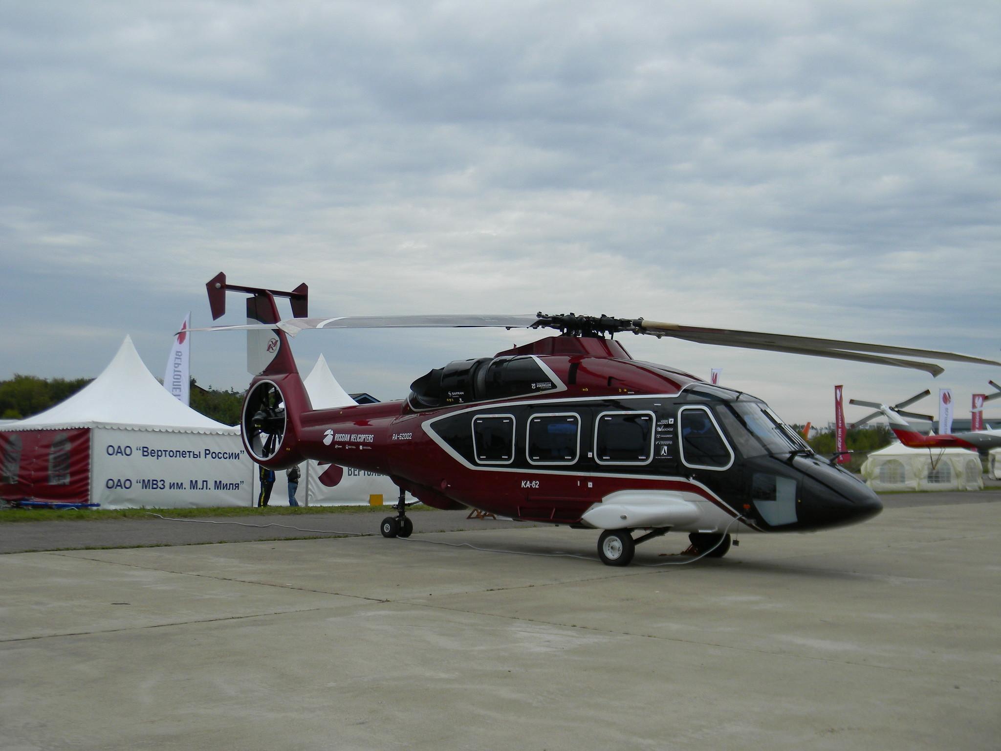 Вертолёт КА-62