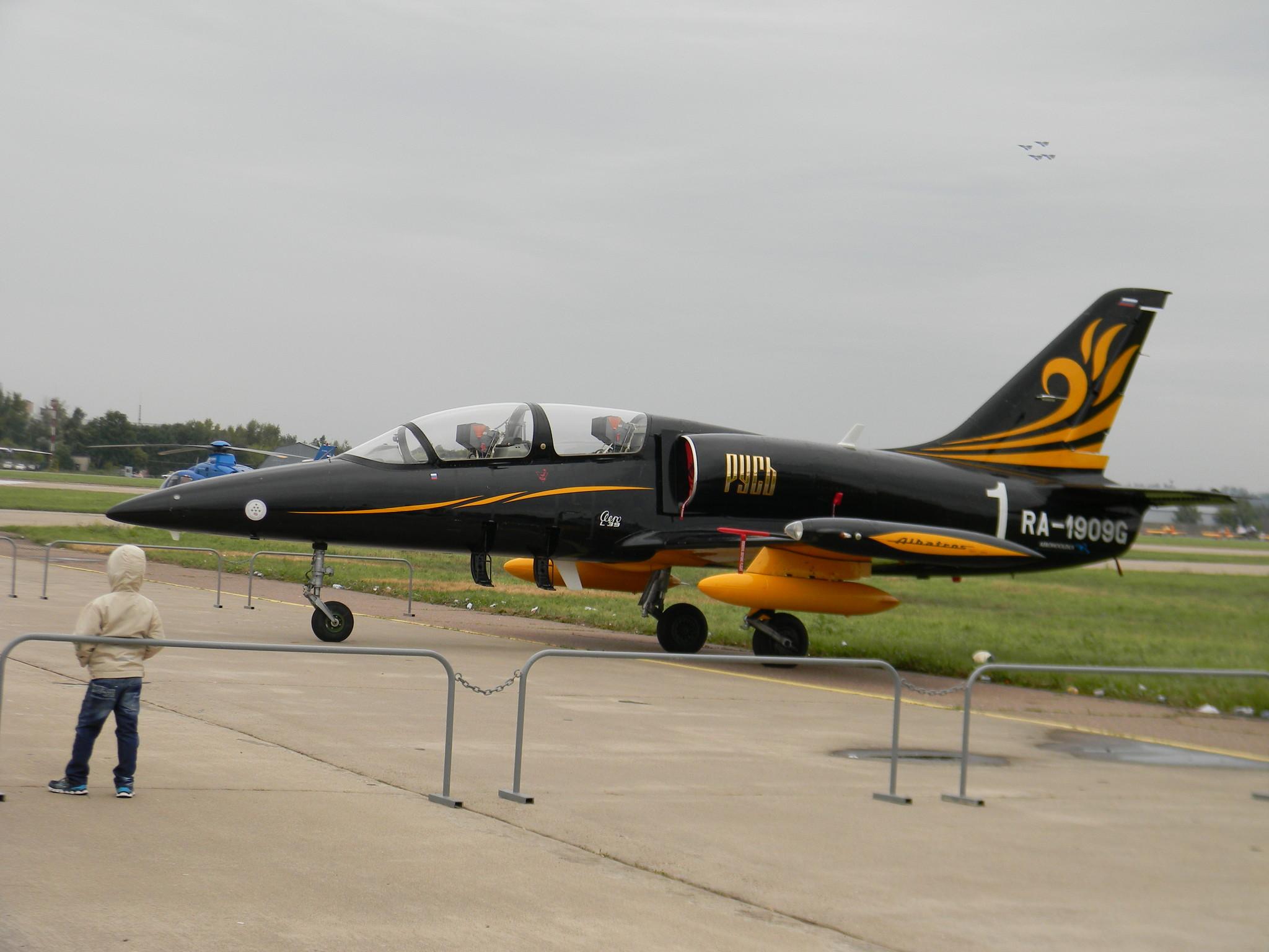 Самолёт Л-39