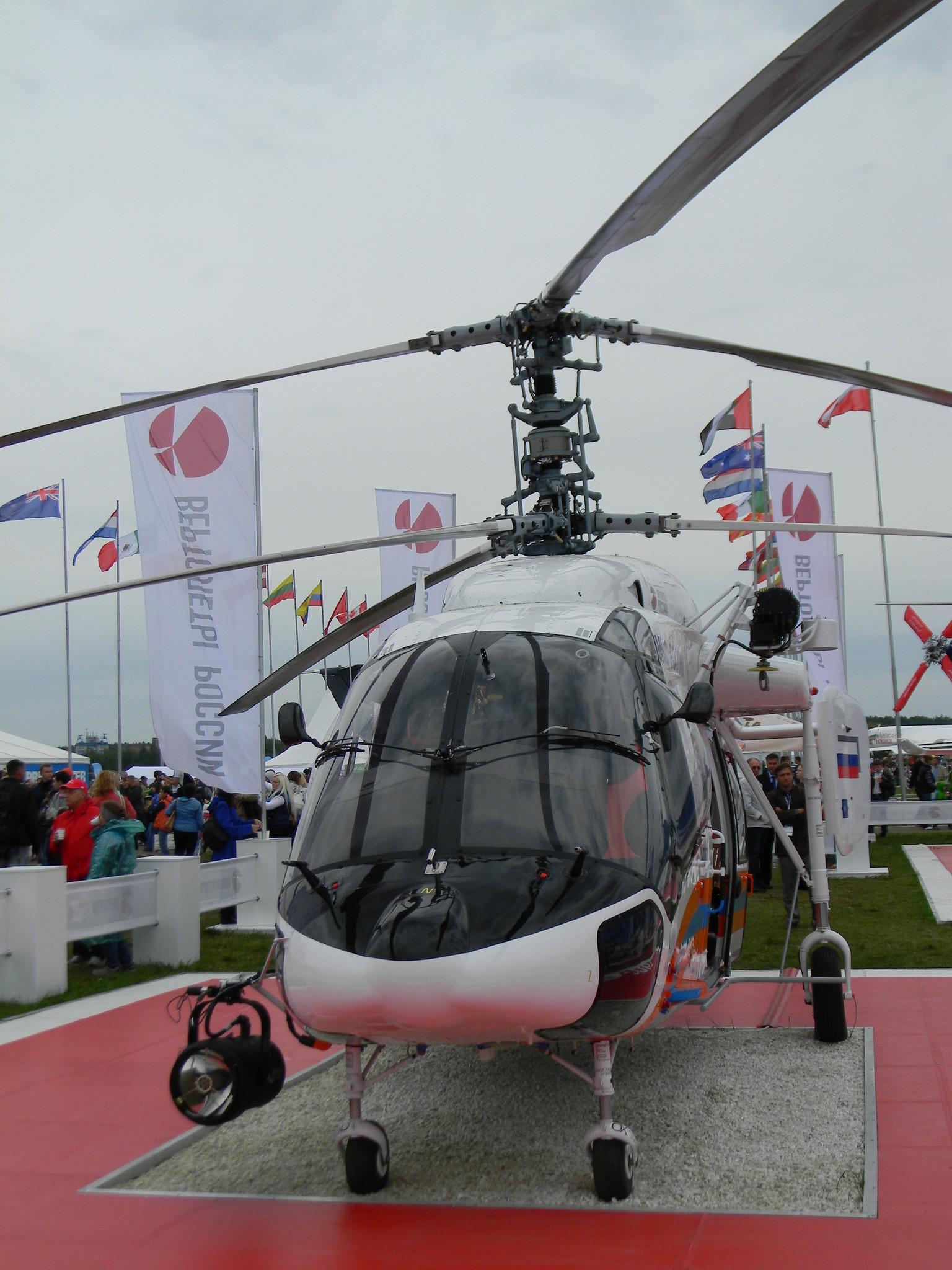 Вертолёт Ка-226Т
