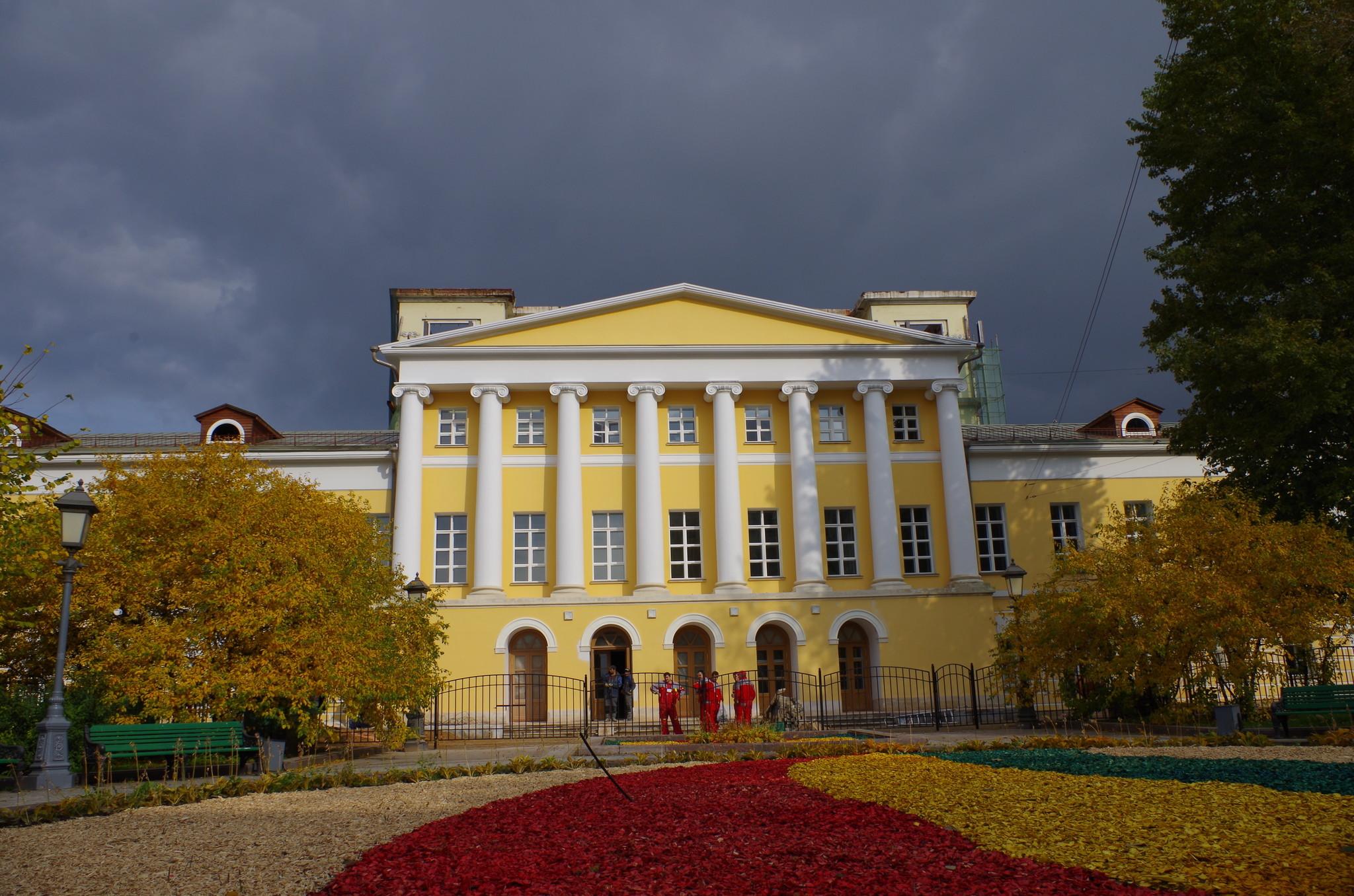 Московская средняя специальная музыкальная школа (колледж) имени Гнесиных
