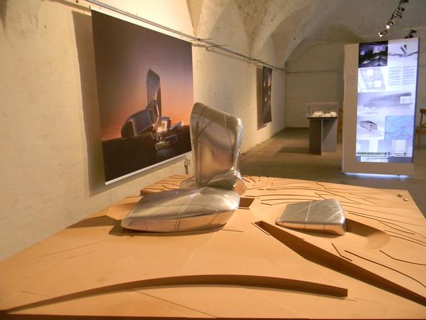 Выставка архитектурного бюро