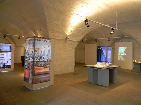 Выставка в Музее архитектуры
