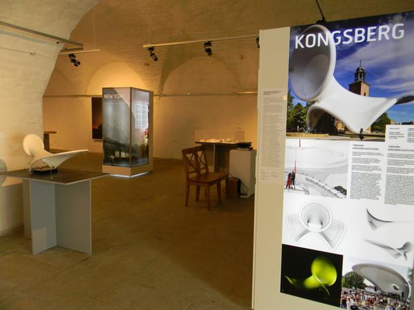 Выставка SNOHETTA