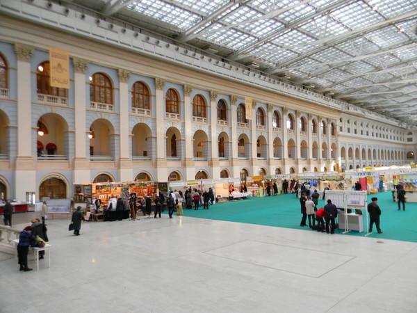 Выставочный центр Гостиный Двор