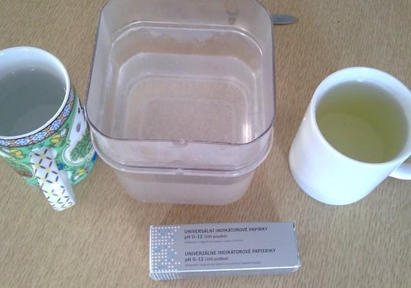 Чайная ложка соды на стакан