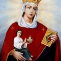 При ней была избабогадельня...  Местночтимая Михайловская икона Божией Матери находится в Успенском храме села...