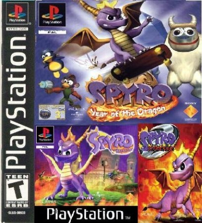 Spyro 3 in 1. Isomniac Games.  Если на легендарного Крэша Бандикута сделали безбожное...  3.90. Action / FPS.