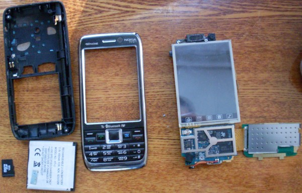 Новая инструкция к китайским телефонам (NOKIA TV E71, E72, C1000, E76) Новая инструкция к китайским телефонам (NOKIA...