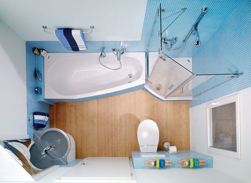 Узкие длинные ванные комнаты дизайн фото