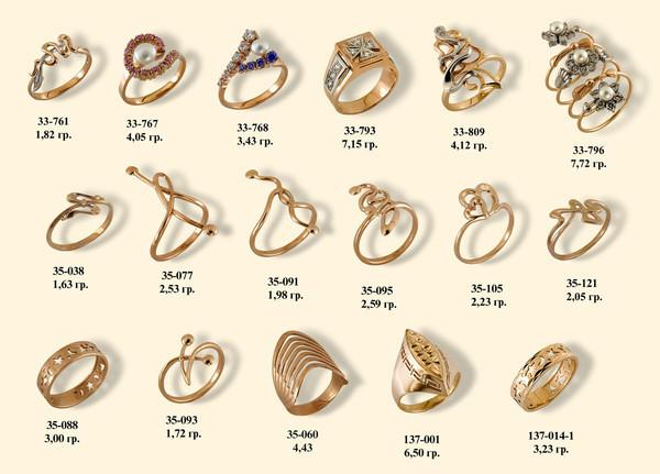 золотые кольца с бриллиантами спб