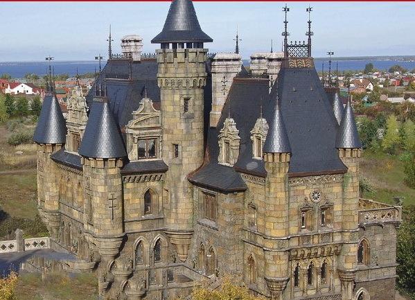 замок в хрящевке тольятти фото