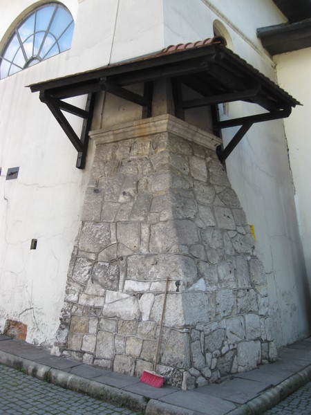 Казимеж. Синагога РЕМУ