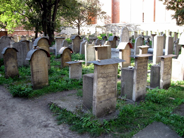 Казимеж. Кладбище РЕМУ