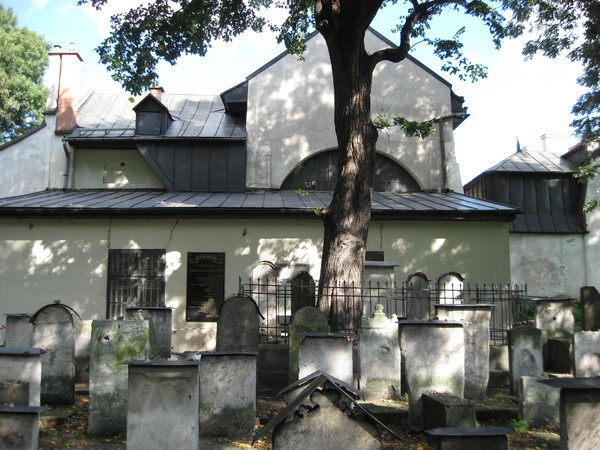 Казимеж. Синагога и кладбище РЕМУ