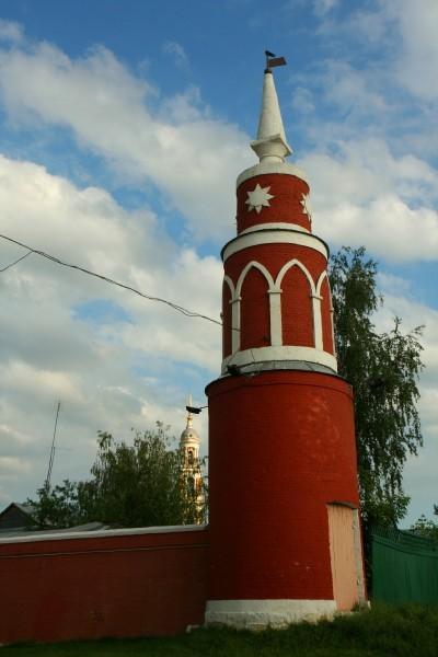 Фото Коломна. Кремль.