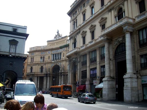 Это и есть галерея Умберто I