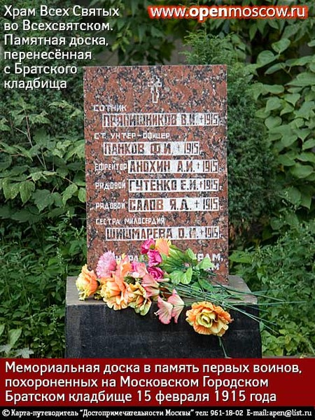 Кто и когда на самом деле осквернил и уничтожил некрополь Грузинских князей у Храма Всех Святых на Соколе в Москве. I-1006