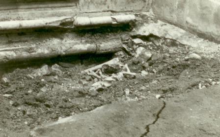 Кто и когда на самом деле осквернил и уничтожил некрополь Грузинских князей у Храма Всех Святых на Соколе в Москве. I-1023