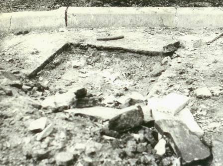 Кто и когда на самом деле осквернил и уничтожил некрополь Грузинских князей у Храма Всех Святых на Соколе в Москве. I-1028