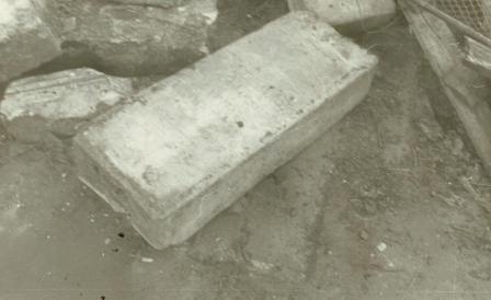 Кто и когда на самом деле осквернил и уничтожил некрополь Грузинских князей у Храма Всех Святых на Соколе в Москве. I-1031