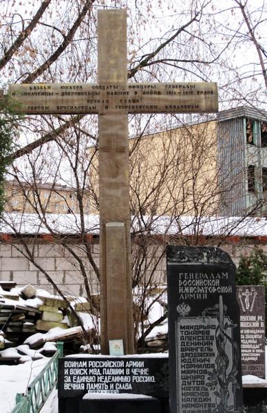 Кто и когда на самом деле осквернил и уничтожил некрополь Грузинских князей у Храма Всех Святых на Соколе в Москве. I-1194