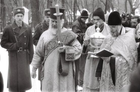 Кто и когда на самом деле осквернил и уничтожил некрополь Грузинских князей у Храма Всех Святых на Соколе в Москве. I-809