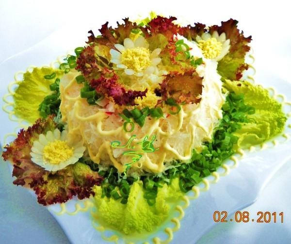 Салат к обеду