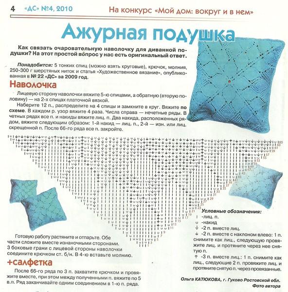 Дневник наталика вязание