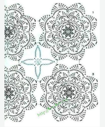 单元花型图解(7)